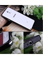 Microsonic Galaxy Note 3 Ultra Thin Metal Bumper Kılıf Siyah Renkli